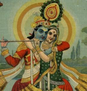 Sri Sri Radha-Krishna