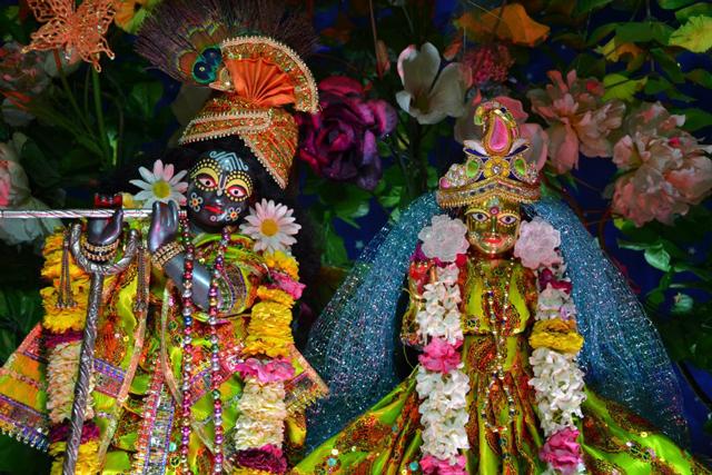 Sri Sri Radha-Mohan